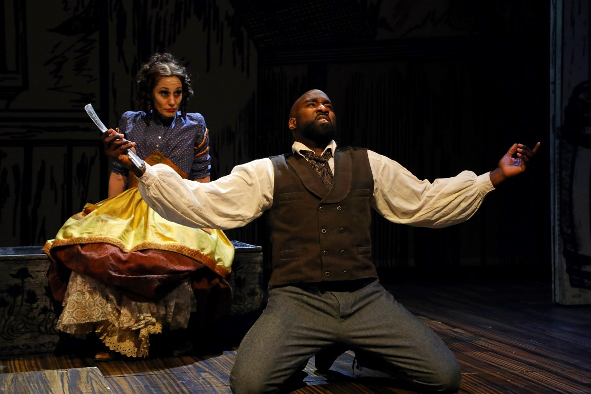 The Barber is In: Sweeney Todd is Back in Town @ South Coast Repertory in Costa Mesa - Review
