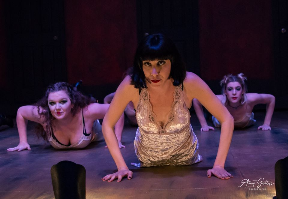 CABARET @ Stage Door Repertory Theatre in Anaheim - Review