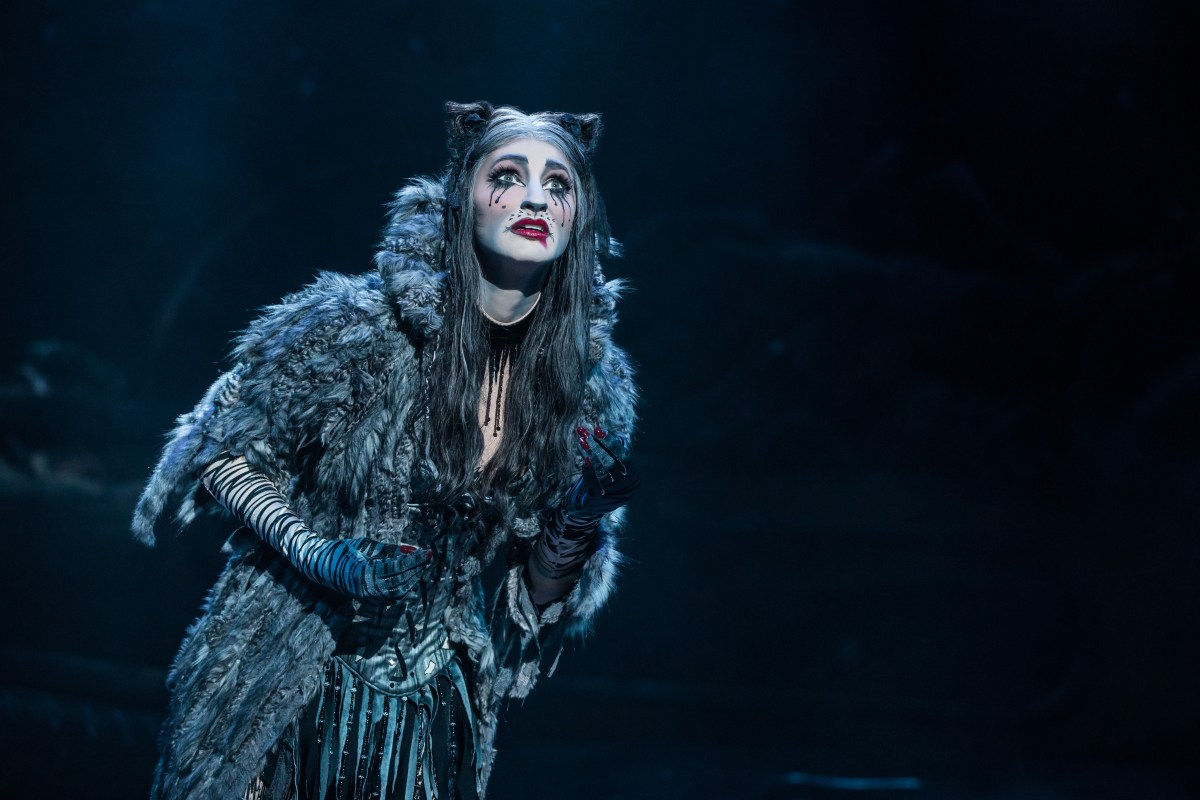 CATS THE MUSICAL @ SEGERSTROM CENTER FOR THE ARTS - Review