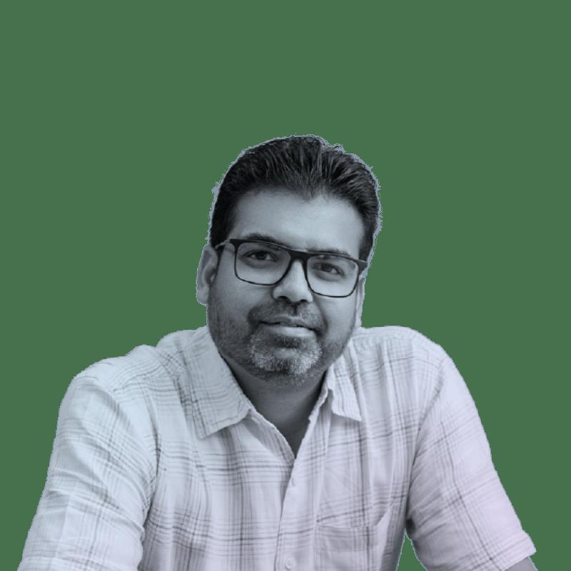 Vishal Gupta on The Orbit Shift Podcast