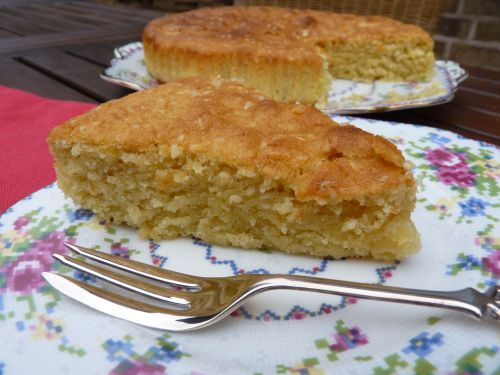 sesame seed cake