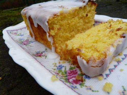 lemon and yoghurt cake 2