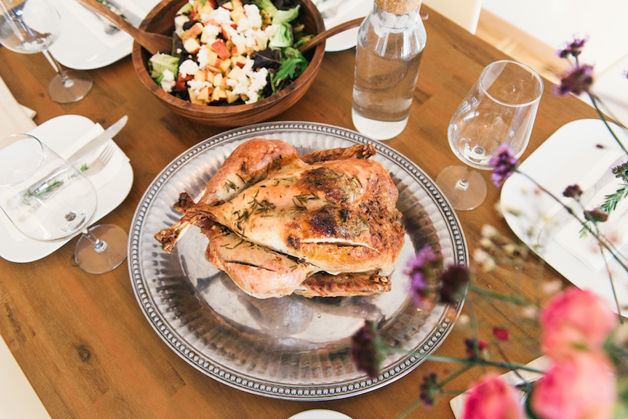 Have a Healthier Thanksgiving! | The Organic Beauty Blog