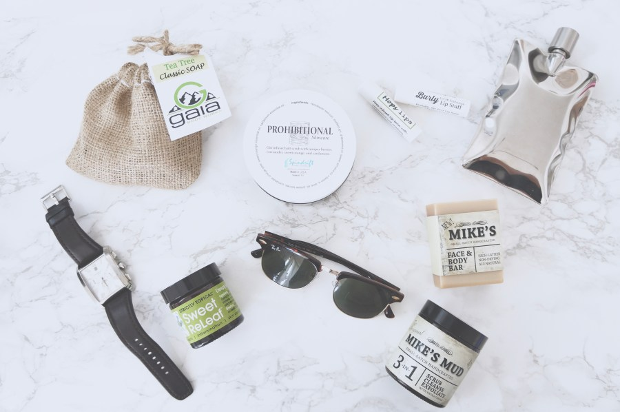 Father's Day Gift Guide | The Organic Beauty