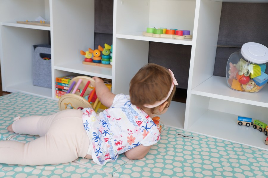 Safe Non-Toxic Play Space for Baby | The Organic Beauty