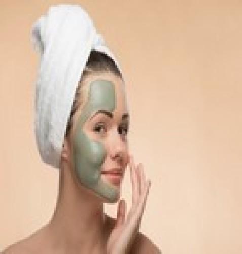 Austrailian Olive Green Face Mask Blend