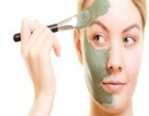 French Green Face Mask Blend