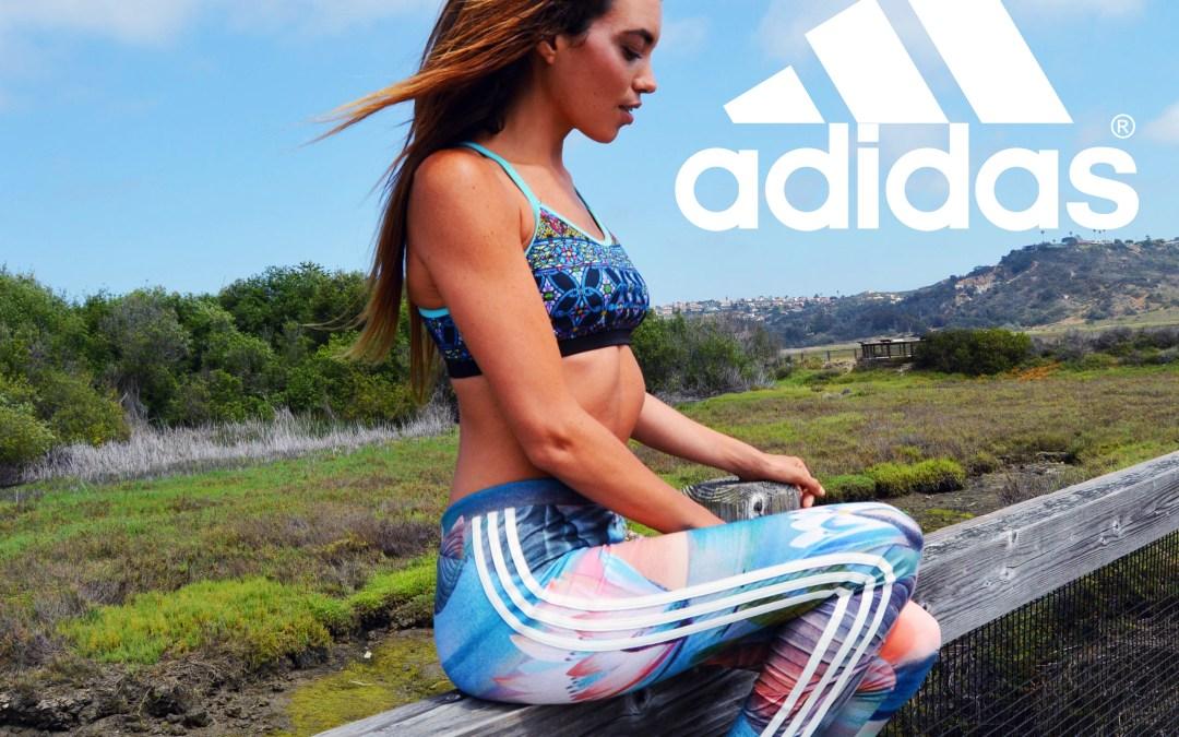 Adidas x The Organic Life Sale!