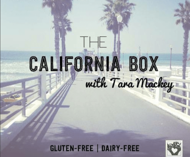 The California Box: Wholesome Indulgence Delivered!