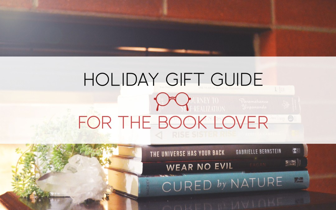 The Organic Life Holiday Gift Guide: Books