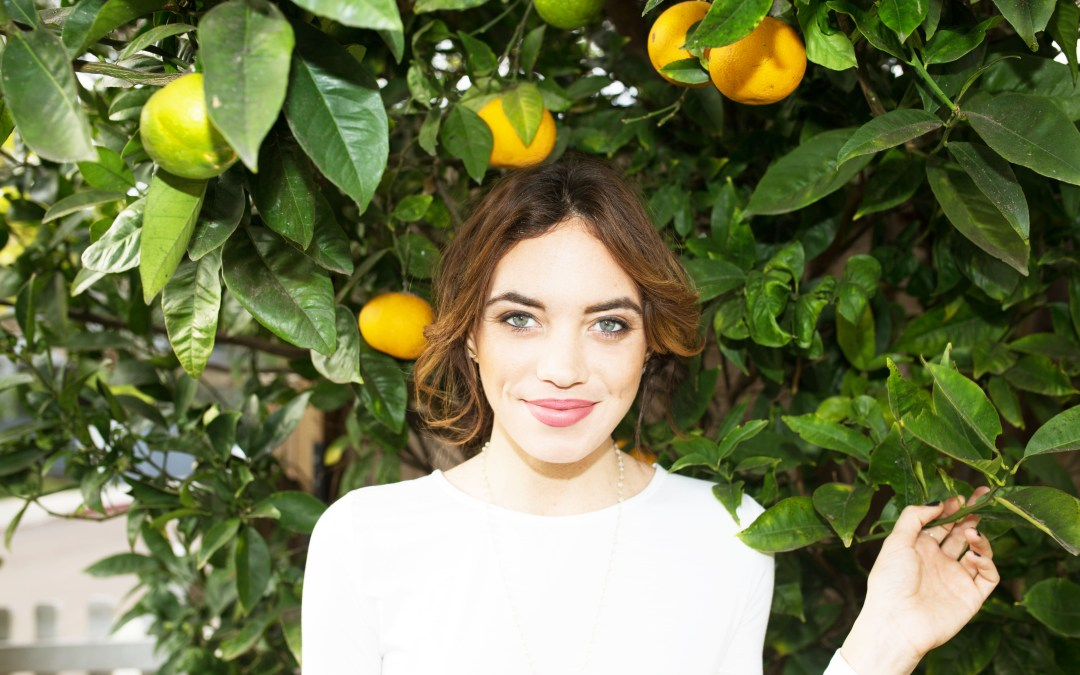 Sharing the Surprising Benefits of Oranges with Vice: