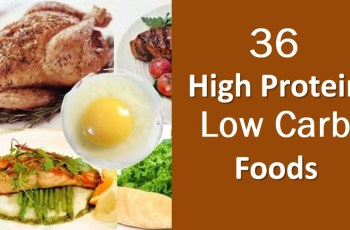 high-protein foods