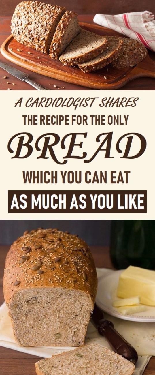 barely bread recipe