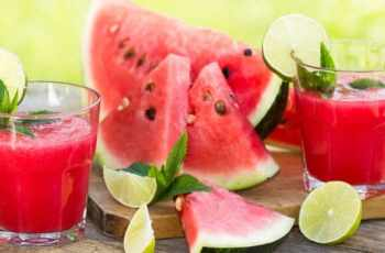 health benefits of watermelons