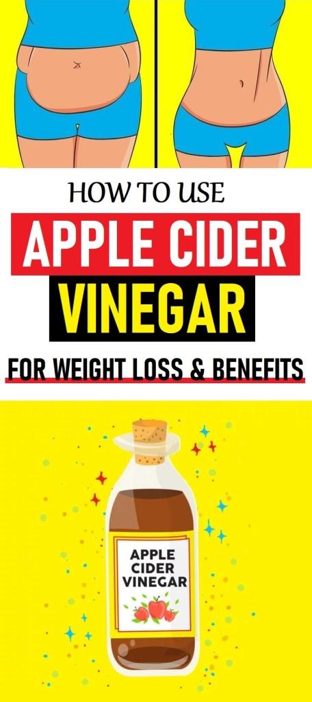 how to use apple cider vinegar for diet