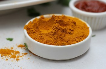 turmeric for sore throat