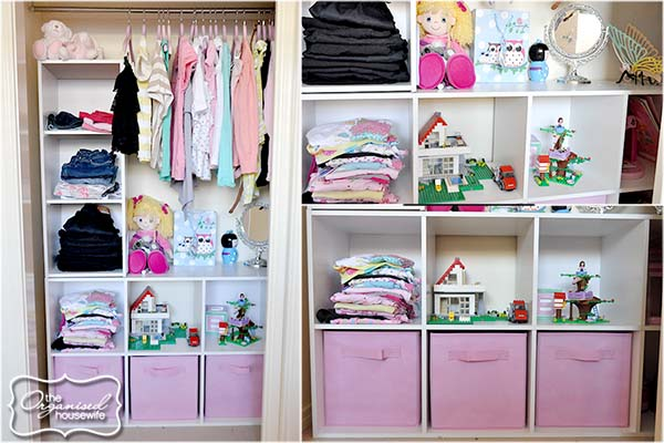 9 Ideas For Organising Kids Wardrobes The Organised