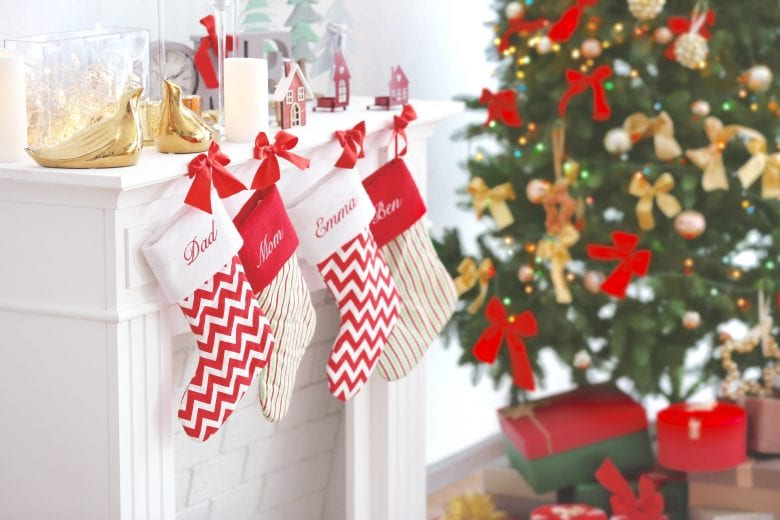 101 Christmas Stocking Stuffer Ideas The Organised Housewife