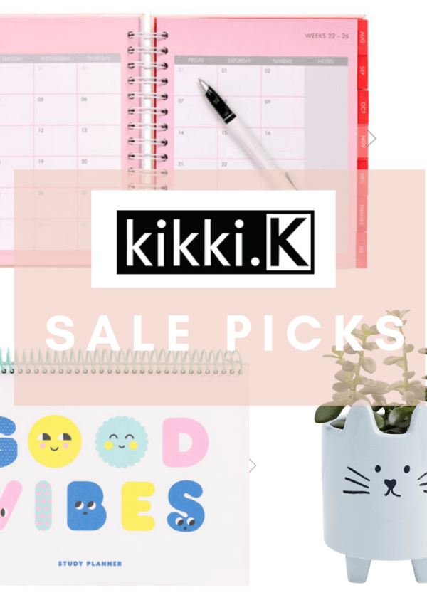 Kikki K Sale: The Organised Hustler's picks