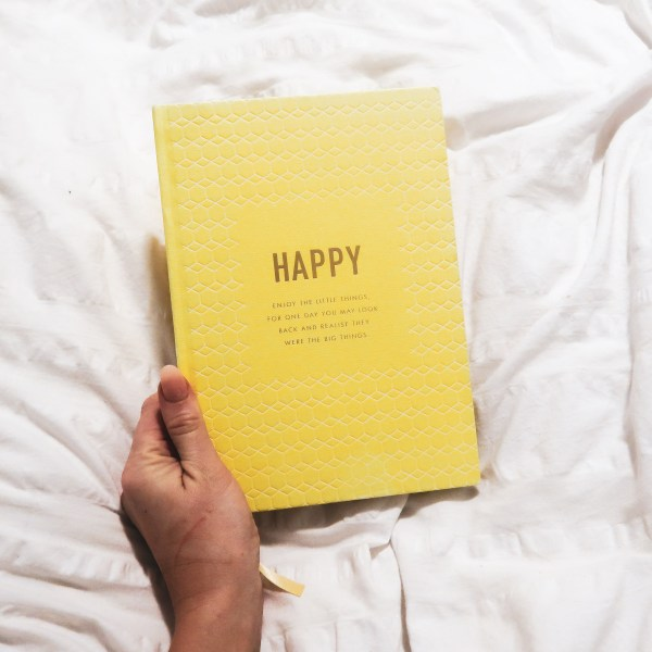 What I learnt at a Kikki K Happiness Workshop