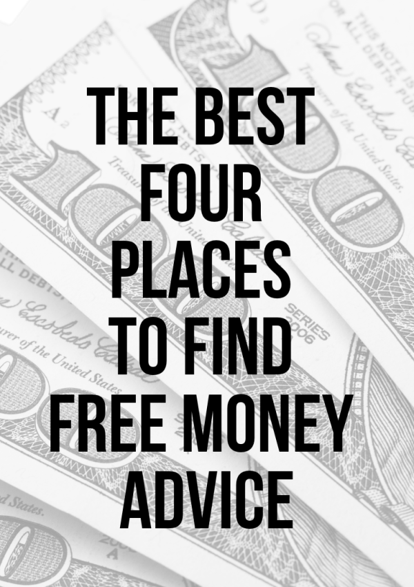 Where to get free money advice