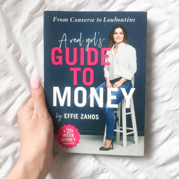 Effie Zahos: A real girl's guide to money