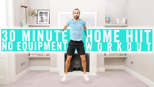 The Body Coach TV Youtube workout