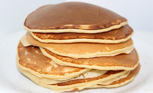 Meal Plan: 12th Feb (Pancake Day This Week!)