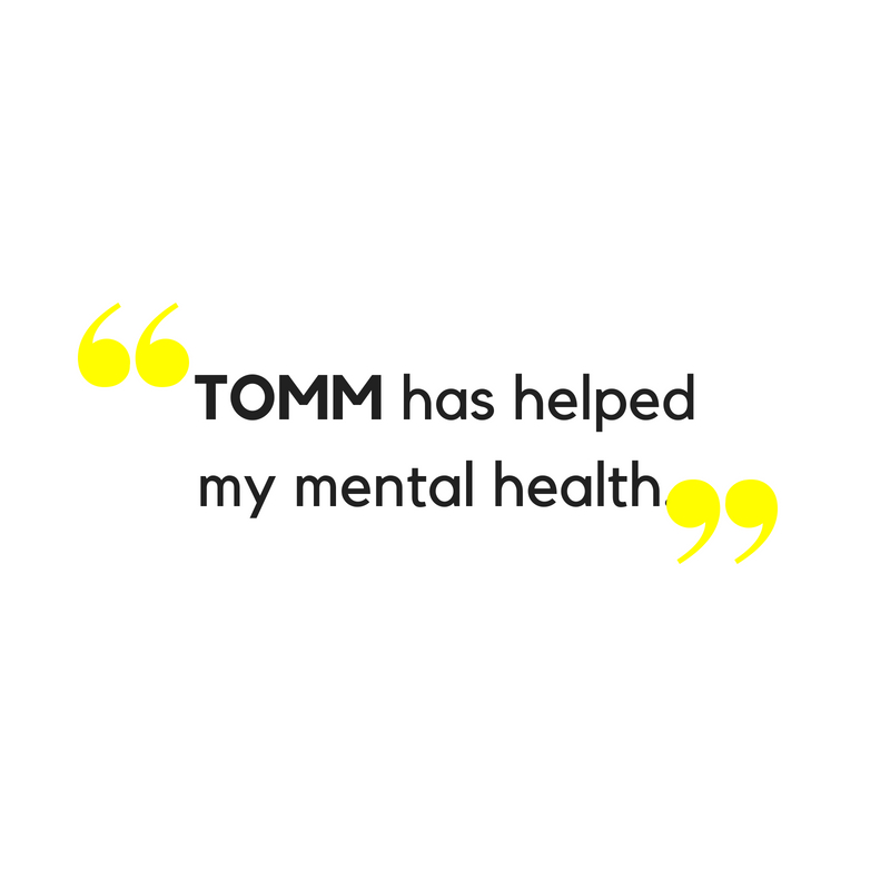 You Rock! How TOMM has helped Hannah