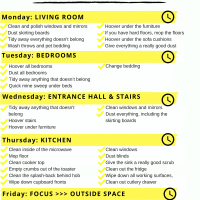 The Organised Mum Method Week 8              FREE PRINTABLE
