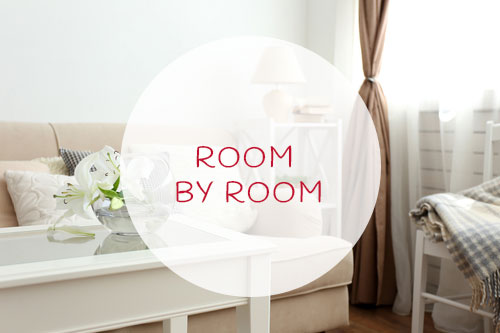 Organizing Room by Room