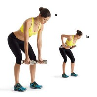15 minute workout: back exercises