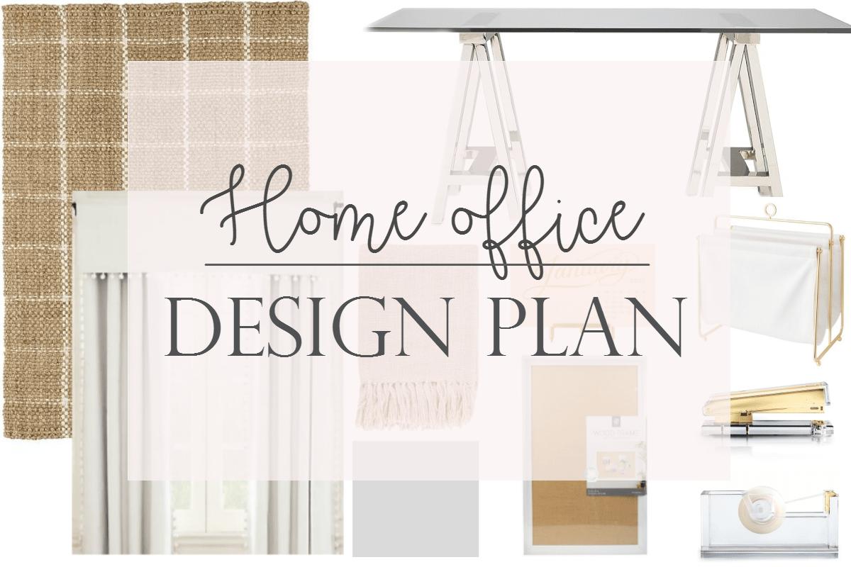 my home office design plan