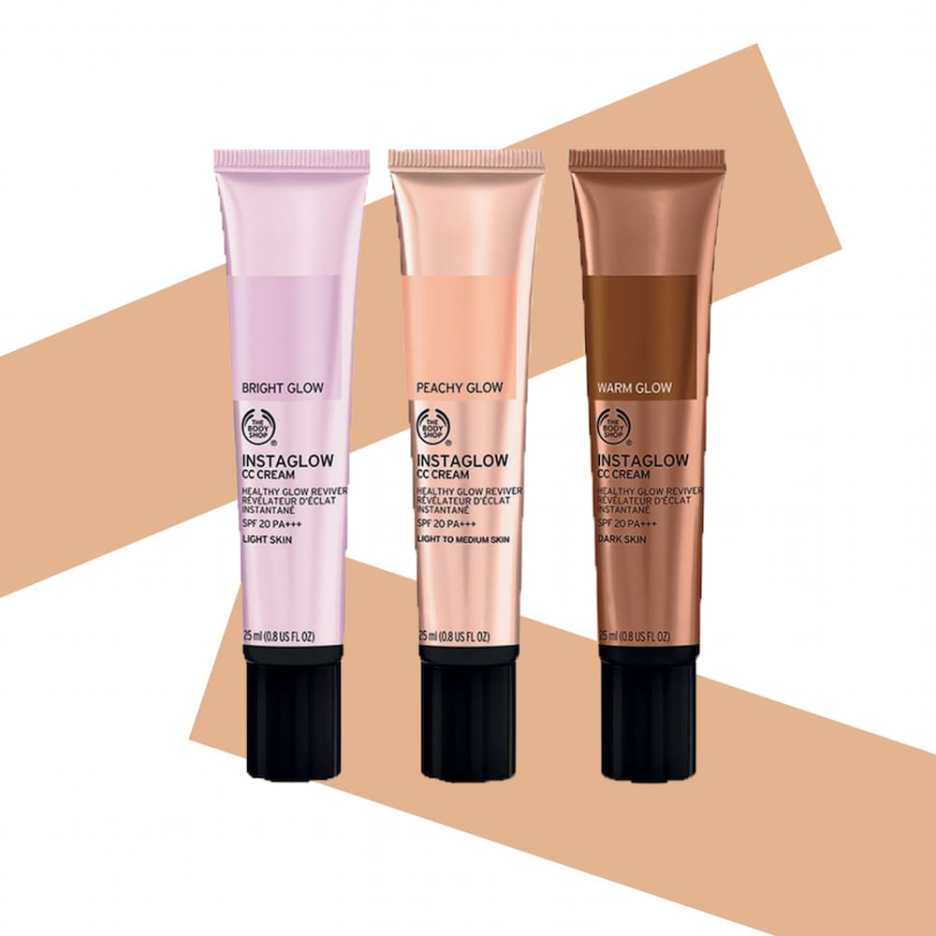 Instaglow CC Cream von The Body Shop