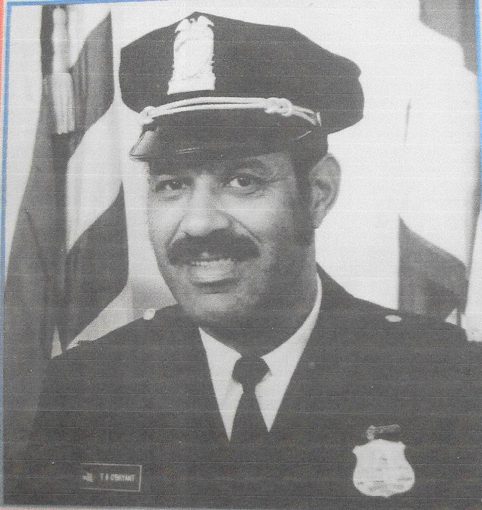 TILMON O'BYRANT TOP COP