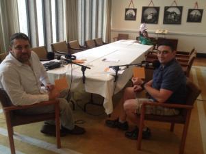 NPR Storycorps interview