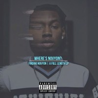 Finding Novyon - Where's Novyon? (Album Stream)