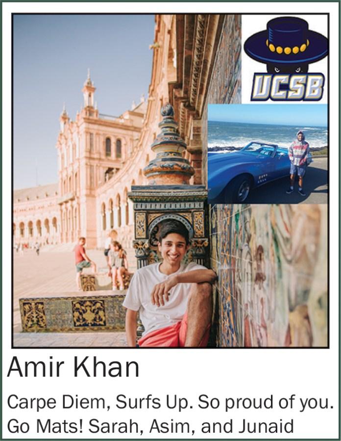 Amir Khan June 2020