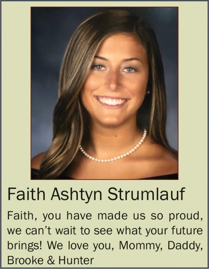 Faith Strumlauf June 2020