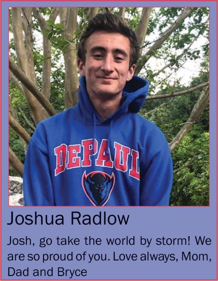 Josh Radlow June 2020