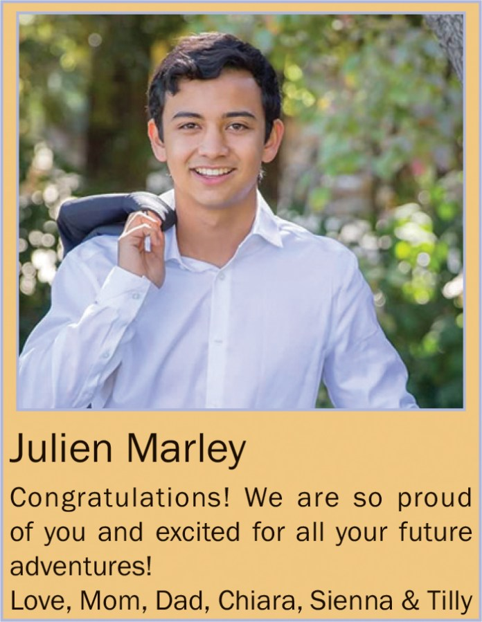 Julien Marley June 2020