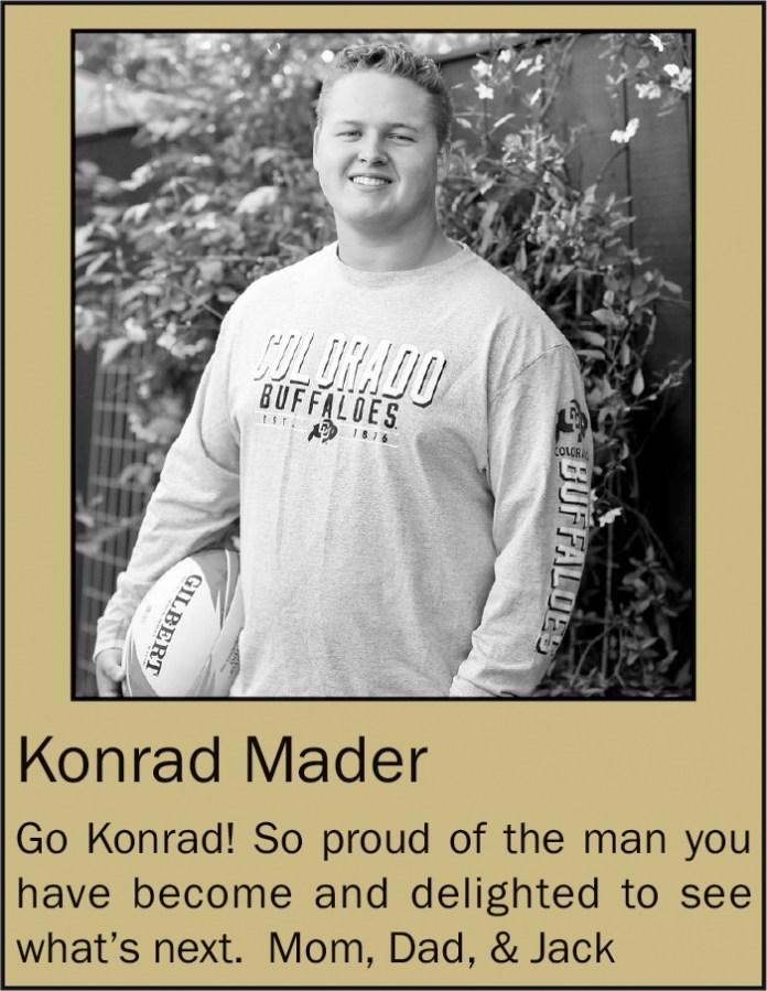 Konrad Mader June 2020