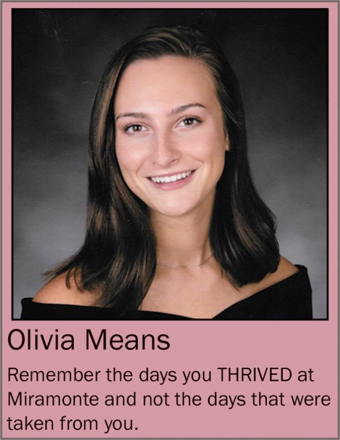 Olivia Means June 2020