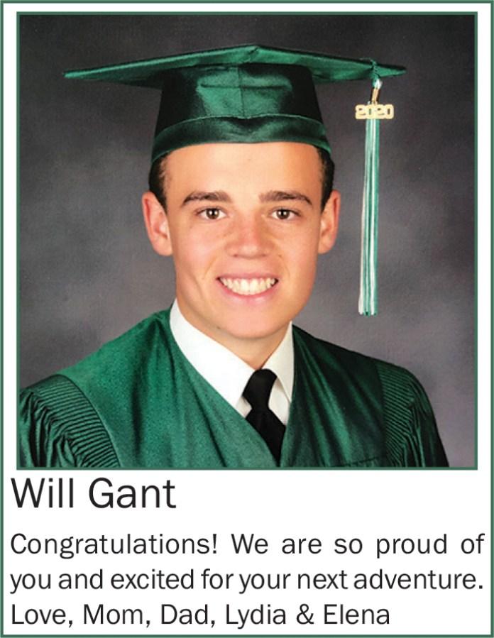Will Gant June 2020
