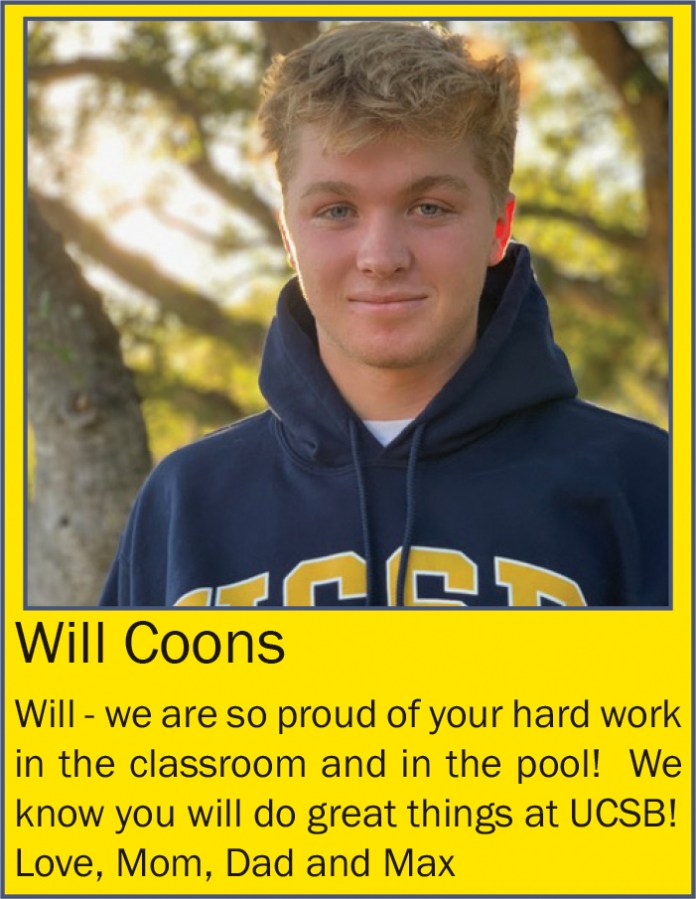 Will Coons June 2021