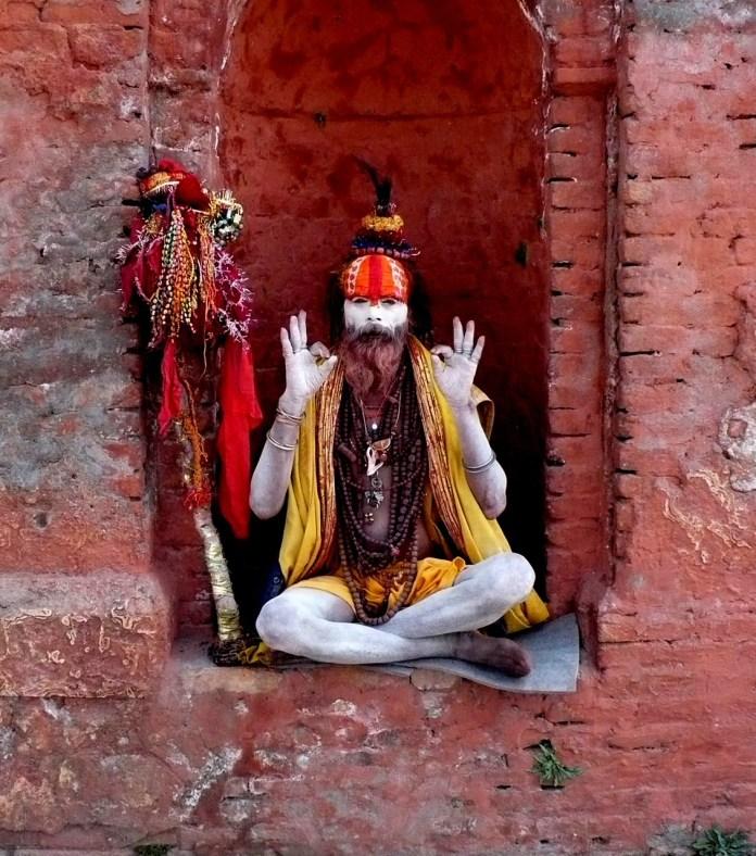 "Karl Stinson, ""Kathmandu Himalayan Holy Man"""