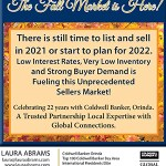 Laura Abrams Oct 2021