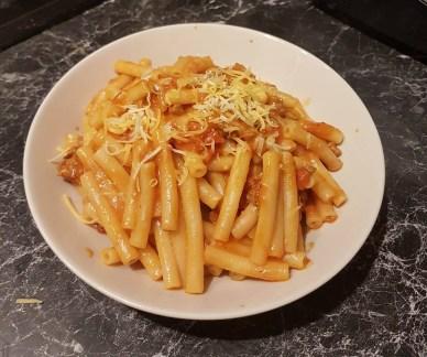 Spiced Pasta