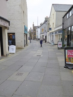 Albert Street Kirkwall