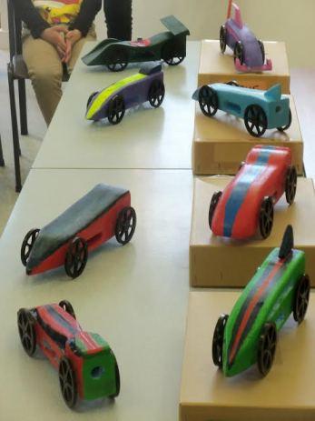rocket cars